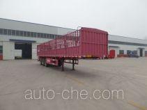 Yuqiantong HQJ9370CCYD stake trailer