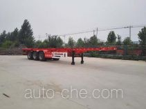 Yuqiantong HQJ9370TJZ container transport trailer