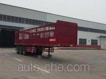 Yuqiantong HQJ9374CCY stake trailer