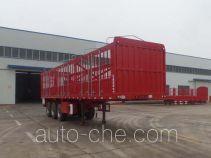 Yuqiantong HQJ9371CCYD stake trailer