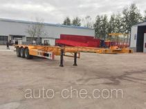 Yuqiantong HQJ9380TJZE container transport trailer
