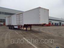 Yuqiantong HQJ9400XXYE box body van trailer