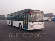 紫象牌HQK6128BEVB型纯电动城市客车
