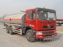 Hongruitong HRT5250GRY flammable liquid tank truck