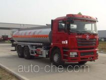 Hongruitong HRT5251GRY flammable liquid tank truck
