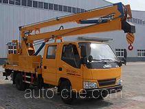 Rixin HRX5060JGKJ aerial work platform truck