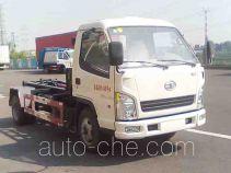Rixin HRX5070ZXX detachable body garbage truck