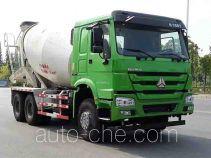 Rixin HRX5250GJB38ZQ concrete mixer truck