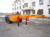 Sanshan HSB9350TJZ container transport trailer