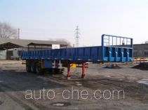 Sanshan HSB9403 dropside trailer