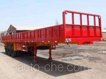 Sanshan HSB9400ZX dump trailer