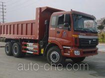 Gangyue HSD3253DLPJB-S4 dump truck