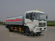 Gangyue HSD5160GRY flammable liquid tank truck