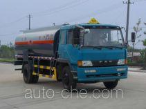 Gangyue HSD5161GHYC chemical liquid tank truck