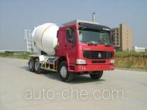 Gangyue HSD5250GJBZ concrete mixer truck