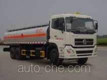 Gangyue HSD5250GRY flammable liquid tank truck