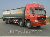 Gangyue HSD5310GHYZ chemical liquid tank truck