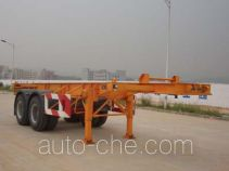 Gangyue HSD9280TJZG container transport trailer
