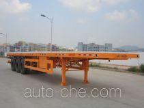 Gangyue HSD9280TP flatbed trailer