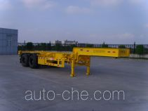 Gangyue HSD9281TJZG container carrier vehicle