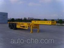 Gangyue HSD9281TJZG container transport trailer