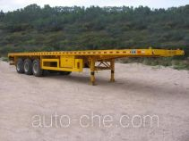 Gangyue HSD9381TJZP container carrier vehicle