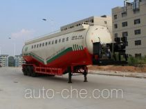 Gangyue HSD9400GFL low-density bulk powder transport trailer