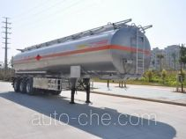 Gangyue HSD9400GRY flammable liquid tank trailer