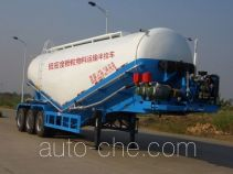 Gangyue HSD9401GFL low-density bulk powder transport trailer