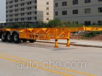 Gangyue HSD9401TJZ container transport trailer