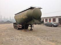 盛川达牌HSF9400GSN型散装水泥运输半挂车