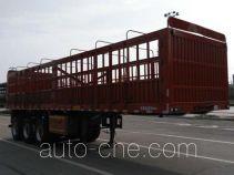 盛川达牌HSF9402CCY型仓栅式运输半挂车