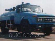 Naili vacuum sewage suction truck