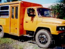耐力牌HSJ5090XGC型工程车