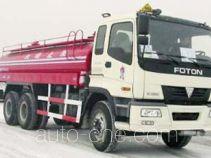 耐力牌HSJ5243GYY型运油车