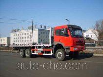 Naili HSJ5250YTBY oilfield accommodation modules transport truck