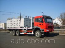 耐力牌HSJ5250YTBY型油田板房运输车