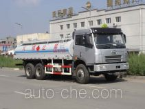 耐力牌HSJ5252GYY型运油车