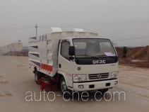 Yuhui HST5070TSLF4 street sweeper truck