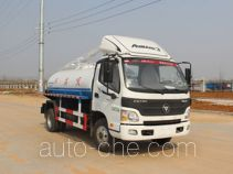 Yuhui HST5089GXEB suction truck