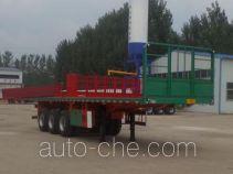 Hongsheng Yejun HSY9400TPB flatbed trailer