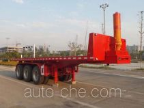 Hongsheng Yejun HSY9400ZZXP flatbed dump trailer
