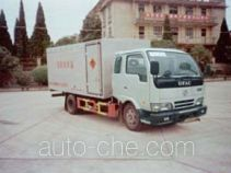 Hongtu HT5041XQY explosives transport truck