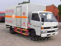 Hongtu HT5042XQY explosives transport truck