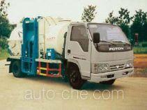 Hongtu HT5051ZZZ self-loading garbage truck