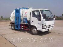 宏图牌HT5070ZYS型压缩式垃圾车