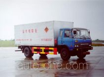 Hongtu HT5100XQY explosives transport truck