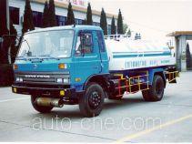 Hongtu HT5132GHY chemical liquid tank truck