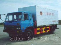 Hongtu HT5140XQY explosives transport truck