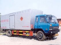 Hongtu HT5160XQY explosives transport truck
